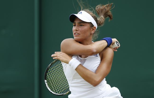 「メンタル的にはすでにトッププレーヤーの考え方に近い」プロテニス選手として、17年間戦ってきた杉山愛が、オリジナルコラム「愛's EYE」で躍進する若手女子選手を語る!