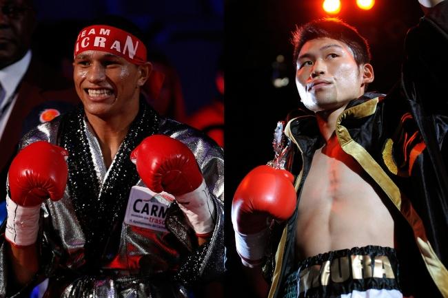 (写真左より)ミゲール・ベルチェルト Getty Images、  三浦隆司 (C)NAOKI FUKUDA