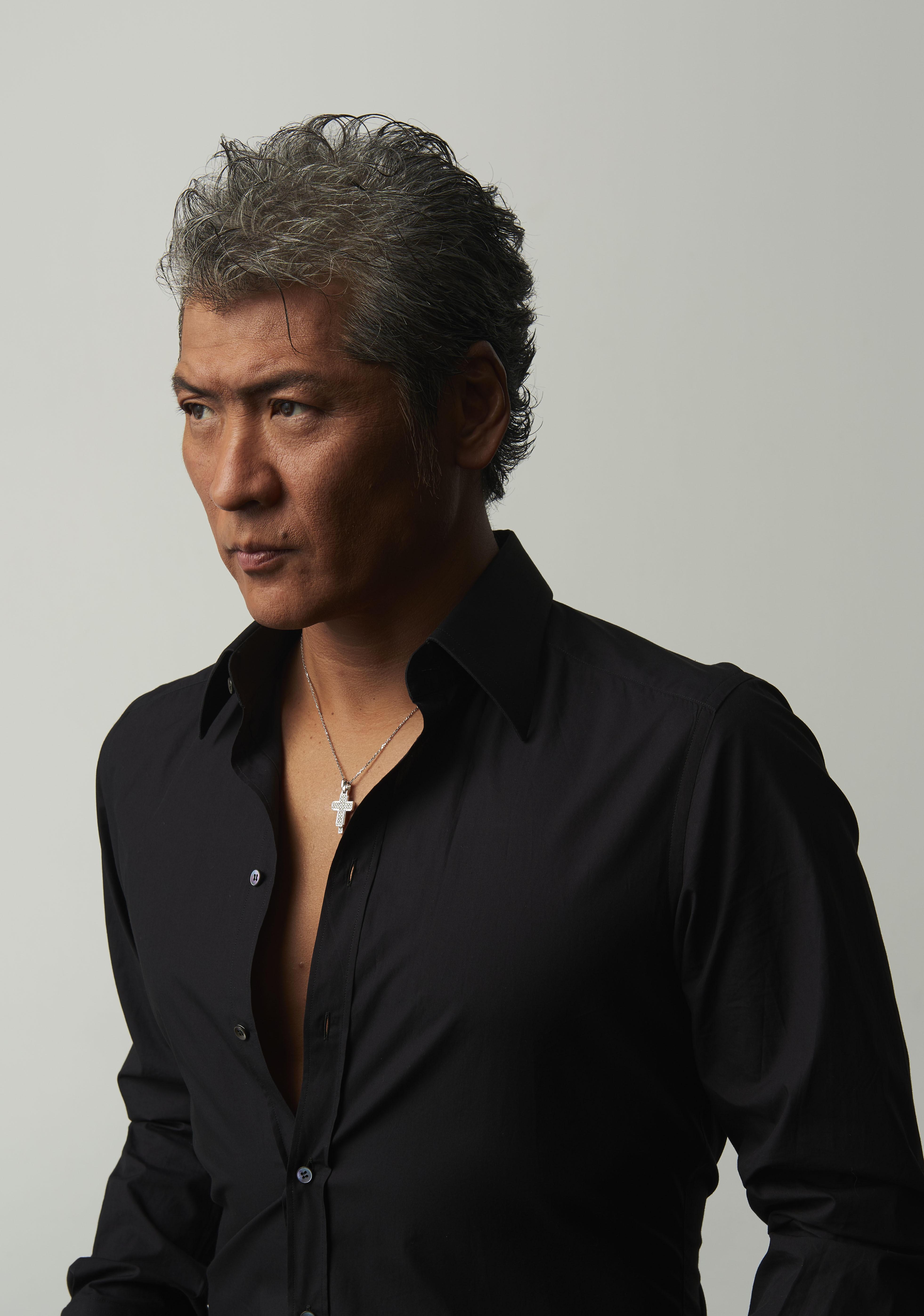 吉川晃司デビュー35周年を記念したWOWOWスペシャルを数カ月間 ...