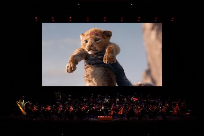 Presentation licensed by Disney Concerts. ©Disney