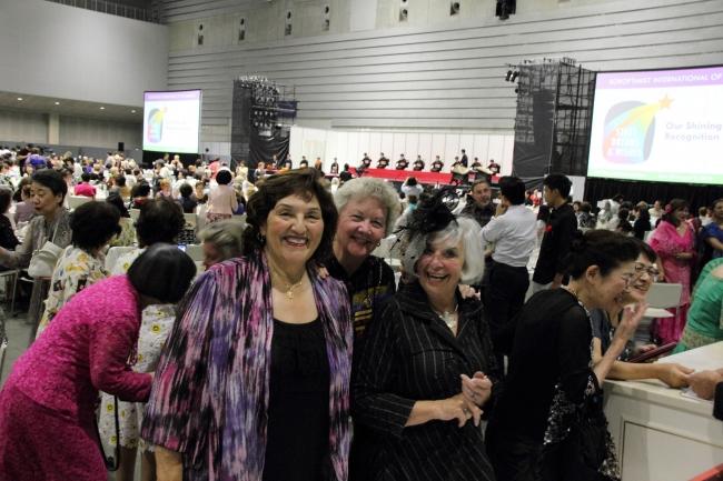 第45回国際ソロプチミストアメリカ連合隔年大会
