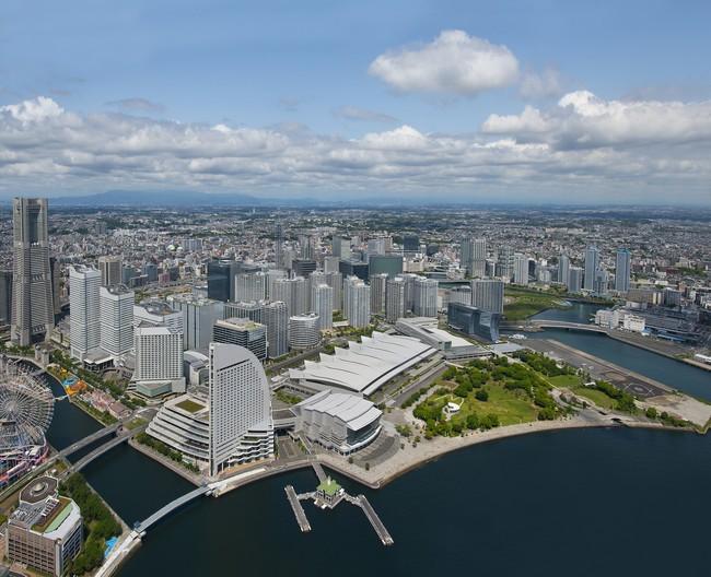 パシフィコ横浜全景