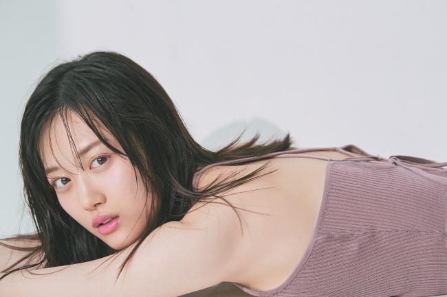 乃木坂46 山下美月 CanCam3月号(1月23日発売)メーク特集で