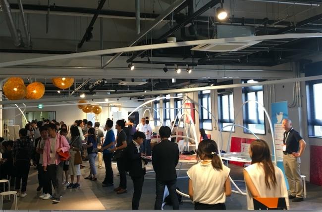 アドテック神戸の会場はかつて生糸検査所だった建物を利用した、  デザイン・クリエイティブセンター神戸。