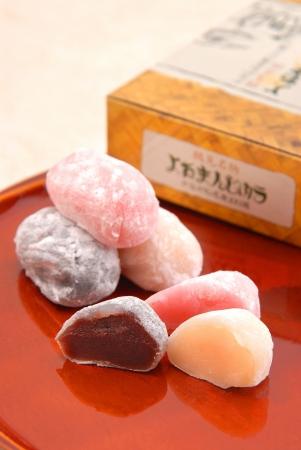 鶴見区食べどころ「清月「よねまんじゅう」」