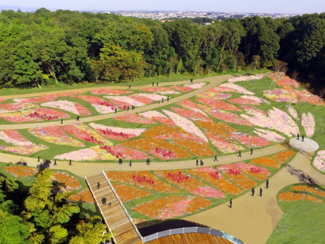 ガーデン 横浜 里山