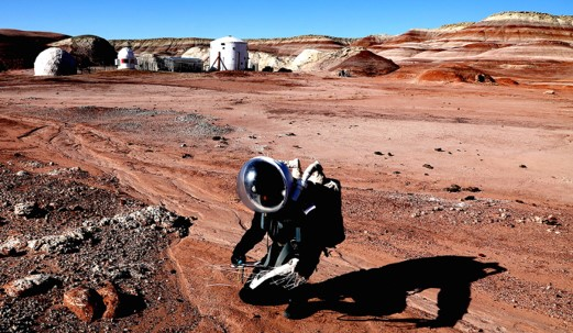 Photo by MDRS Crew191 TEAM ASIA