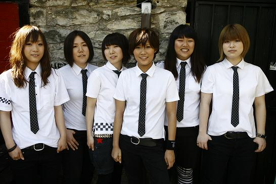 バンド 日本 パンク