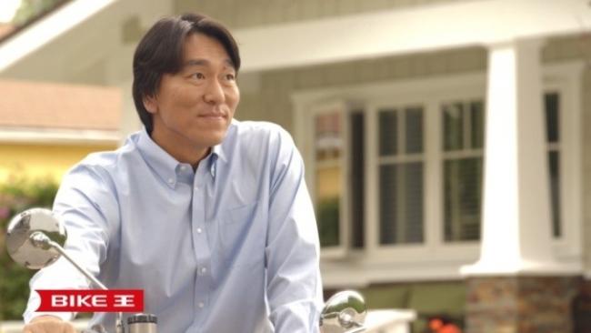 企業イメージ一新。松井秀喜さん...