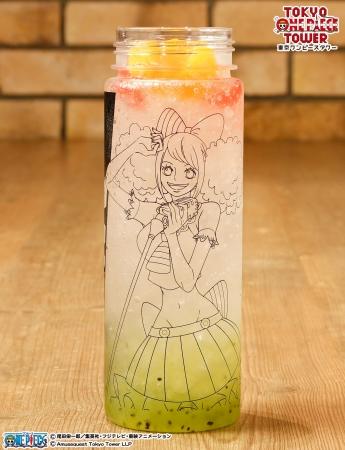 「アンのグリーンスカッシュディーバ」1,200円(税込)