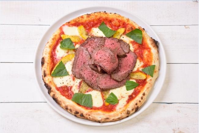 「ルフィが大好きな肉肉ピザ」※画像はイメージです