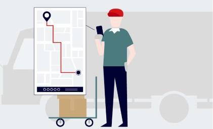 運送会社・ドライバーとつくる新しいワークスタイル