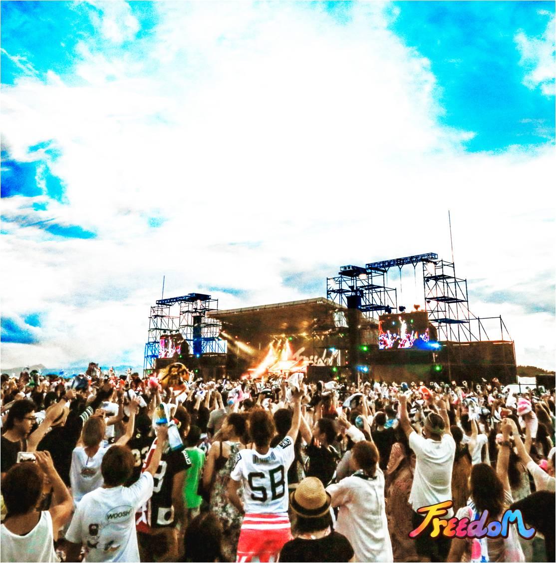 """""""夏フェスの女王""""MINMIプロデュースの音楽フェス『FREEDOM aozora 2016』東北・淡路島公演の追加概要発表!"""