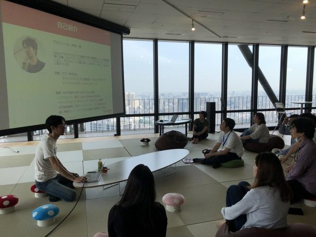 「ココロ(心)」 Yahoo!Japanのマインドフルネス研修