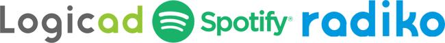 Logicad Spotify radiko