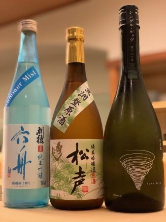 6月おすすめ日本酒