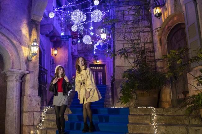 フェスタ・ルーチェin 和歌山マリーナシティ開催写真