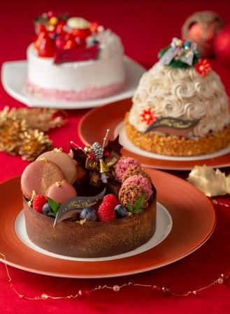 2019年 浅草ビューホテル クリスマスケーキ イメージ