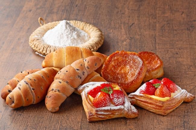 Sweets&Bakery 穂乃華 新潟フェア バン イメージ