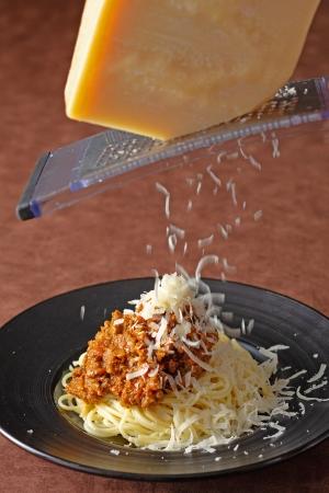 ふわふわチーズのボロネーゼ イメージ