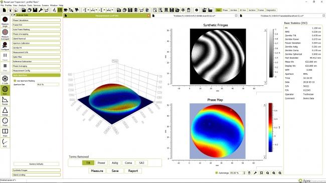 解析ソフト画面イメージ