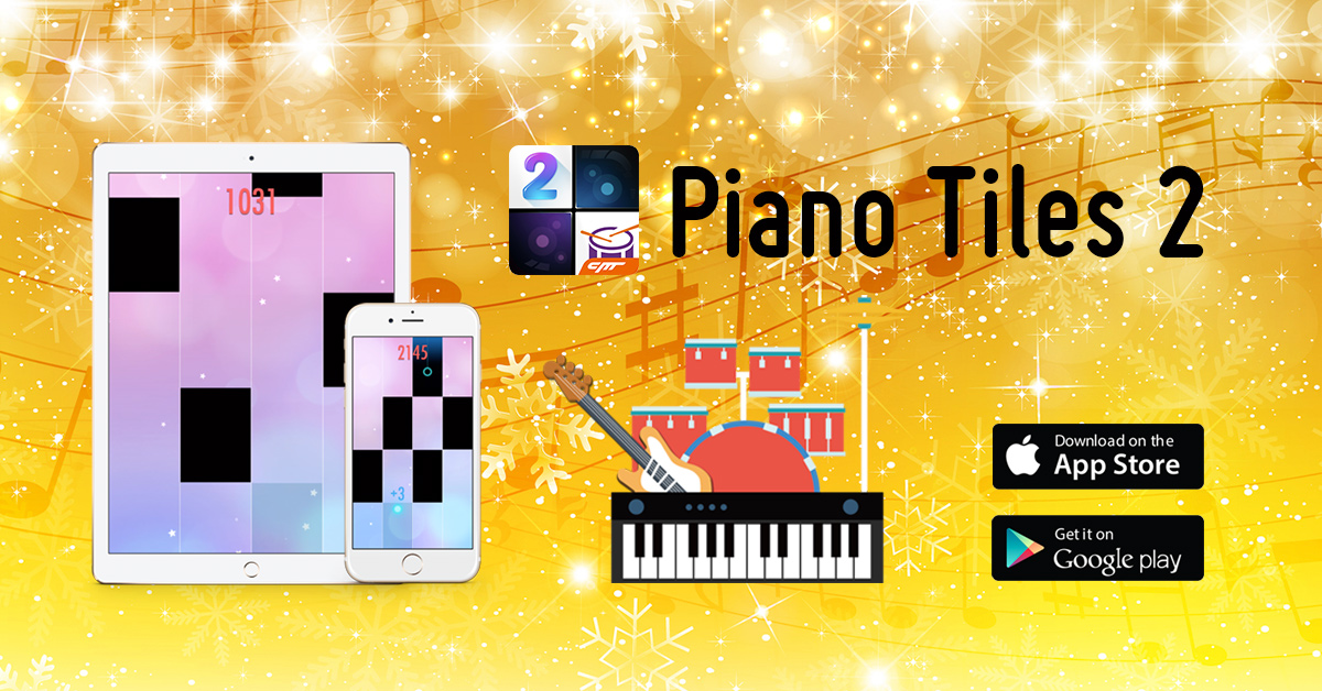 2 ピアノ タイル