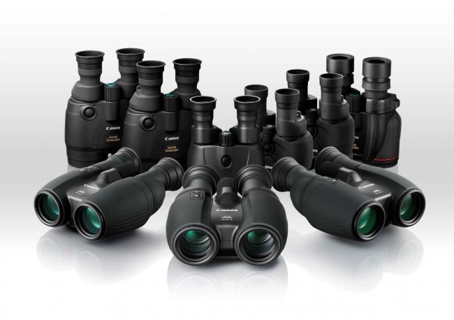 手ブレ補正機能付き双眼鏡ラインアップは全9機種へ