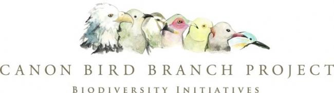キヤノンバードブランチプロジェクトのロゴ
