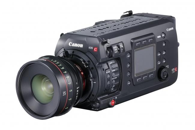 EOS C700 FF * 「CN-E35mm T1.5 L F」装着時