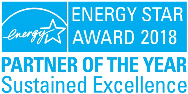 ENERGY STAR Award 2018ロゴマーク