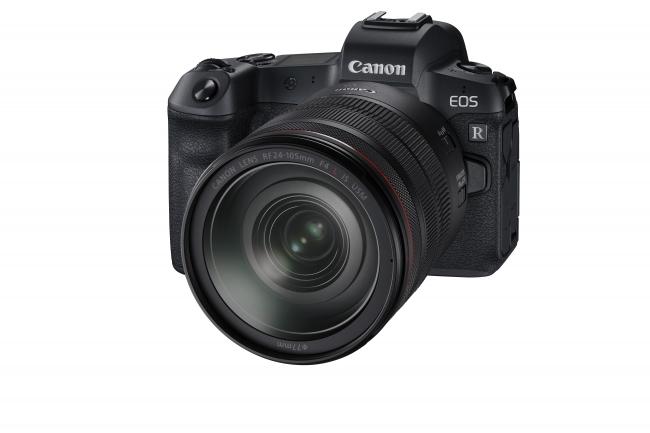 ミラーレスカメラ「EOS R」