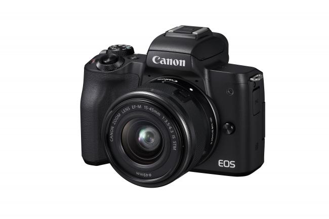 ミラーレスカメラ「EOS Kiss M」