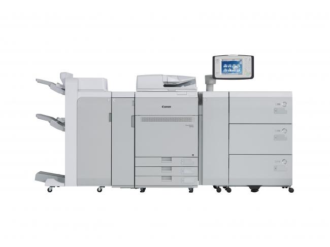 imagePRESS C910 *オプション装着時