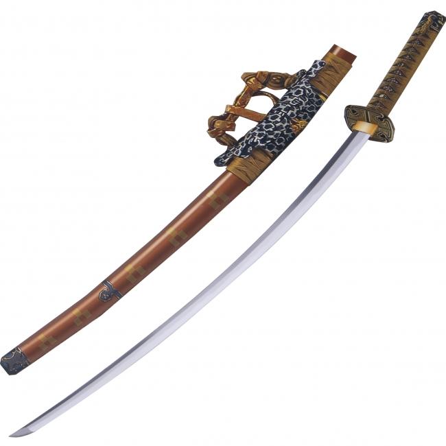 日本刀:童子切安綱
