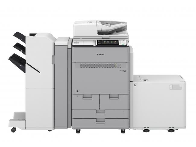 imagePRESS C165 オプション装着時 *オプション装着時