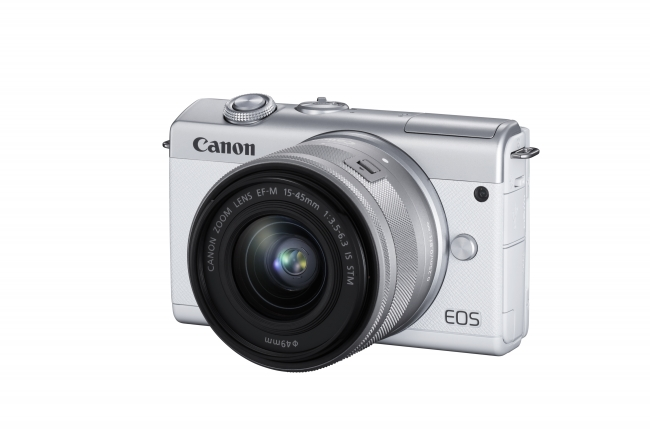 EOS M200(ホワイト)