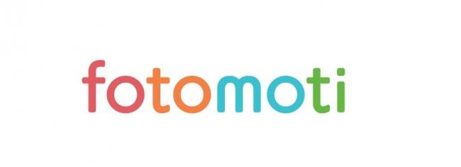 """fotomoti""ロゴ"