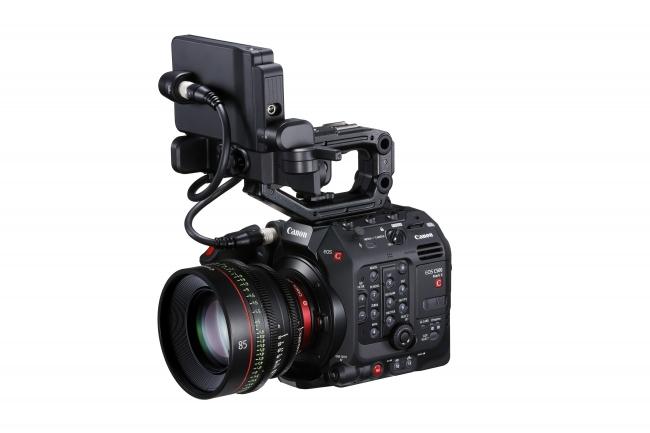 デジタルシネマカメラ「EOS C500 Mark II」