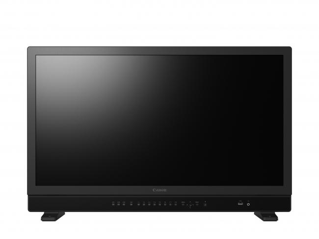 業務用4K/HDRディスプレイ「DP-V3120」