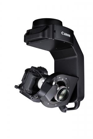 ロボティックカメラシステム CR-S700R  *天吊り設置時