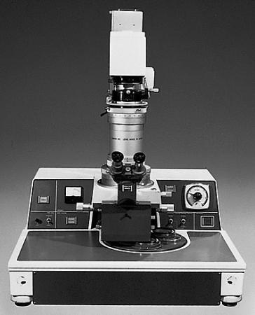 国産初の半導体露光装置「PPC-1」