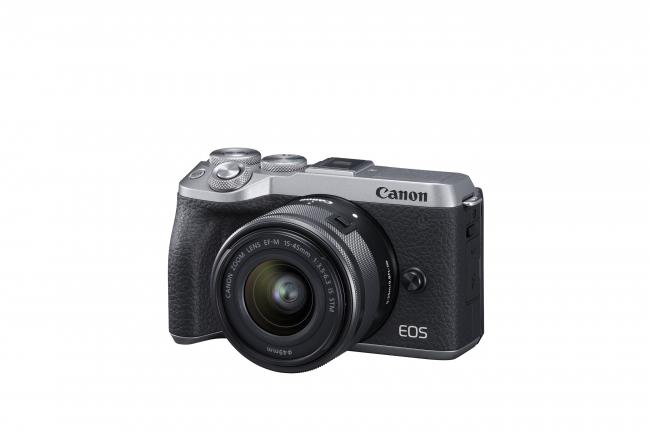 ミラーレスカメラ 「EOS M6 Mark II」