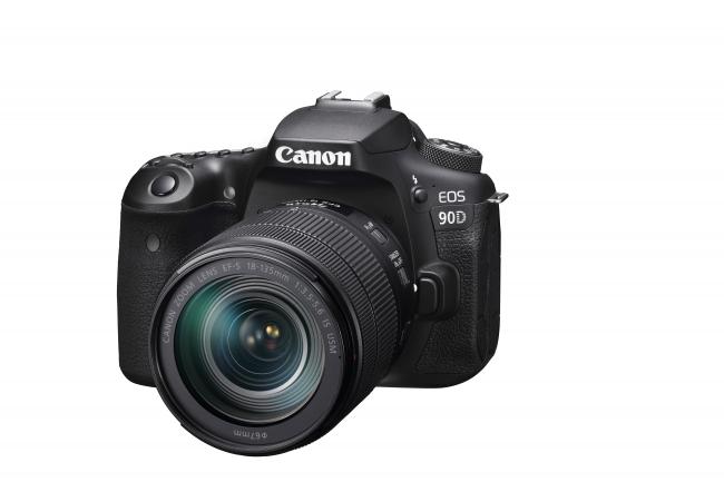 デジタル一眼レフカメラ 「EOS 90D」