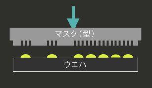 回路転写イメージ