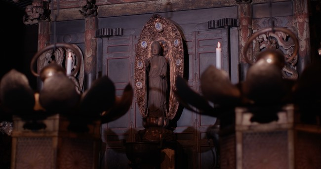 キヤノンの8Kカメラで撮影した比叡山延暦寺の総本堂「根本中堂」