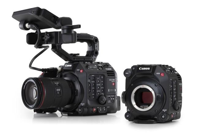 EOS C500 Mark II/EOS C300 Mark III