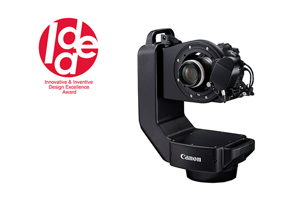 ロボティックカメラシステム CR-S700R *正立設置時