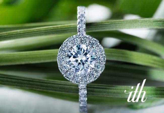 ダイヤモンドの魅力を引き出すデザイン