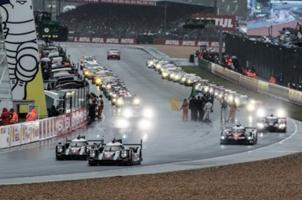 世界3大レース」のひとつル・マン24時間レース