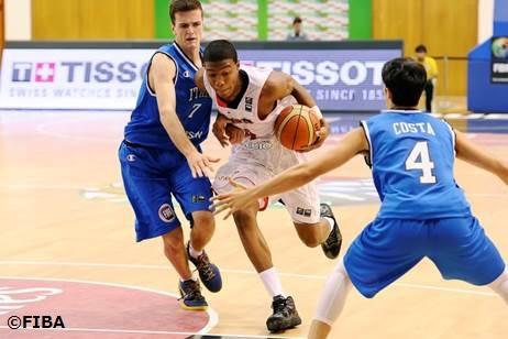 大会概要 | FIBAバスケットボールワールドカップ2019 アジア地区 2次予選